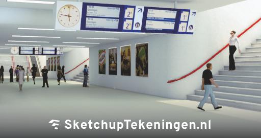 SketchupTekeningen-Crossx