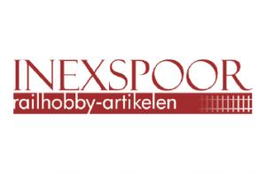 Huisstijlbeheer van INEXSPOOR railhobby artikelen